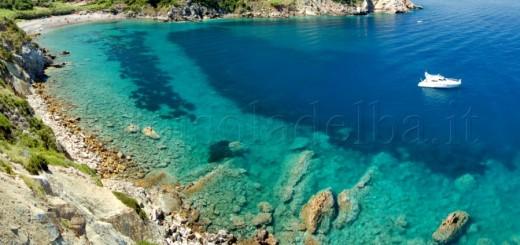 Baia di Nisportino, isola d'Elba