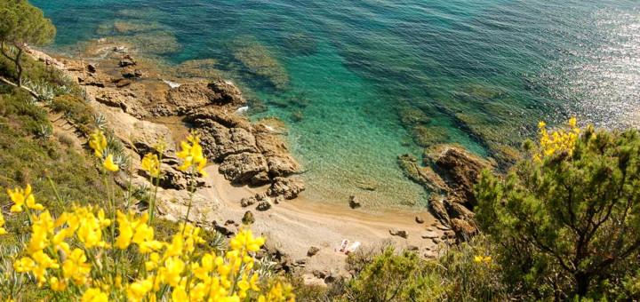 L\'Isola d\'Elba a primavera: una vacanza tra sport e natura